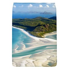 WHITEHAVEN BEACH 1 Flap Covers (S)