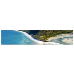 WHITEHAVEN BEACH 1 Flano Scarf (Small)