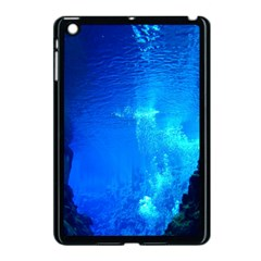UNDERWATER TRENCH Apple iPad Mini Case (Black)