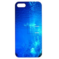 UNDERWATER TRENCH Apple iPhone 5 Hardshell Case with Stand