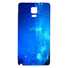 UNDERWATER TRENCH Galaxy Note 4 Back Case