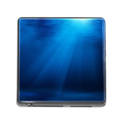 UNDERWATER SUNLIGHT Memory Card Reader (Square)
