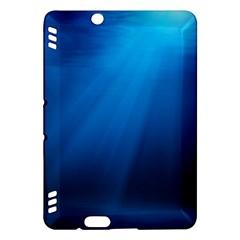 UNDERWATER SUNLIGHT Kindle Fire HDX Hardshell Case