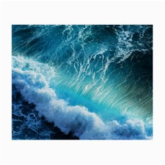 STORM WAVES Small Glasses Cloth (2-Side)