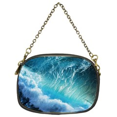 STORM WAVES Chain Purses (One Side)