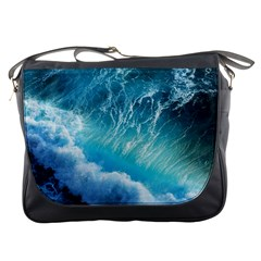 STORM WAVES Messenger Bags