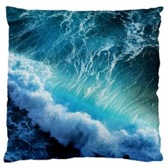 STORM WAVES Large Cushion Cases (Two Sides)