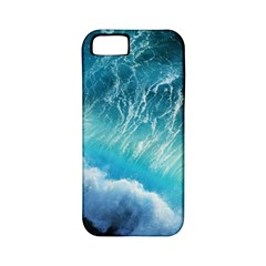 STORM WAVES Apple iPhone 5 Classic Hardshell Case (PC+Silicone)