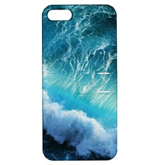 STORM WAVES Apple iPhone 5 Hardshell Case with Stand
