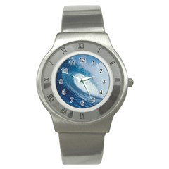 OCEAN WAVE 2 Stainless Steel Watches