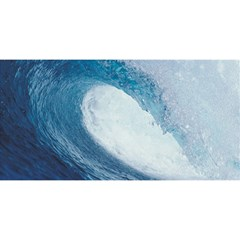 OCEAN WAVE 2 YOU ARE INVITED 3D Greeting Card (8x4)
