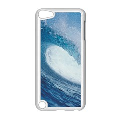 OCEAN WAVE 2 Apple iPod Touch 5 Case (White)