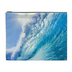 OCEAN WAVE 1 Cosmetic Bag (XL)