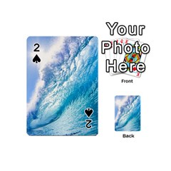 OCEAN WAVE 1 Playing Cards 54 (Mini)