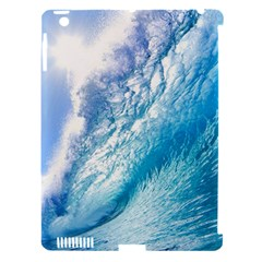 OCEAN WAVE 1 Apple iPad 3/4 Hardshell Case (Compatible with Smart Cover)
