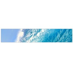 OCEAN WAVE 1 Flano Scarf (Large)