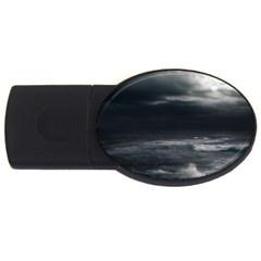 OCEAN STORM USB Flash Drive Oval (2 GB)