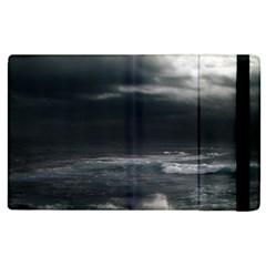 OCEAN STORM Apple iPad 3/4 Flip Case