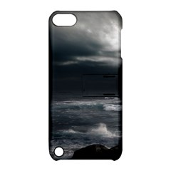 OCEAN STORM Apple iPod Touch 5 Hardshell Case with Stand