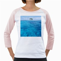 OCEAN ISLAND Girly Raglans