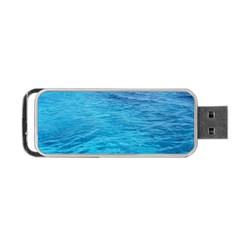 OCEAN ISLAND Portable USB Flash (One Side)