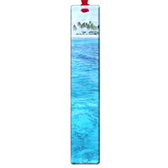 OCEAN ISLAND Large Book Marks