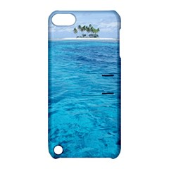 OCEAN ISLAND Apple iPod Touch 5 Hardshell Case with Stand