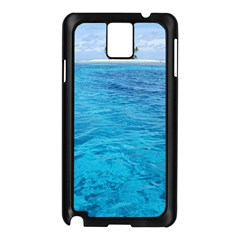 OCEAN ISLAND Samsung Galaxy Note 3 N9005 Case (Black)