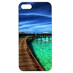 MALDIVES 2 Apple iPhone 5 Hardshell Case with Stand