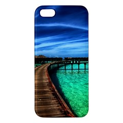MALDIVES 2 iPhone 5S Premium Hardshell Case