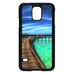 MALDIVES 2 Samsung Galaxy S5 Case (Black)