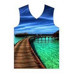 MALDIVES 2 Men s Basketball Tank Top