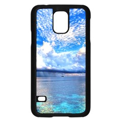 MALDIVES 1 Samsung Galaxy S5 Case (Black)
