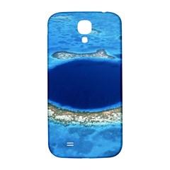 GREAT BLUE HOLE 2 Samsung Galaxy S4 I9500/I9505  Hardshell Back Case