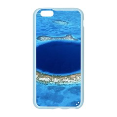GREAT BLUE HOLE 2 Apple Seamless iPhone 6/6S Case (Color)