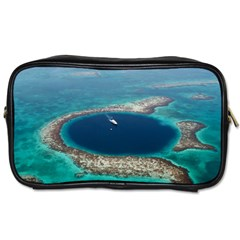 GREAT BLUE HOLE 1 Toiletries Bags 2-Side