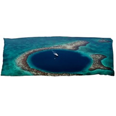 GREAT BLUE HOLE 1 Body Pillow Cases Dakimakura (Two Sides)