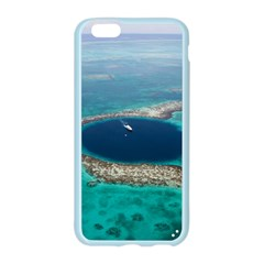 GREAT BLUE HOLE 1 Apple Seamless iPhone 6/6S Case (Color)