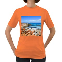 BAY OF FIRES Women s Dark T-Shirt