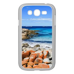 BAY OF FIRES Samsung Galaxy Grand DUOS I9082 Case (White)