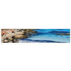 BAY OF FIRES Flano Scarf (Small)