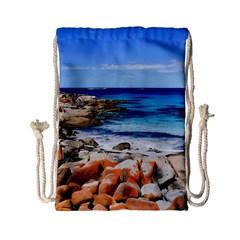 Bay Of Fires Drawstring Bag (small)
