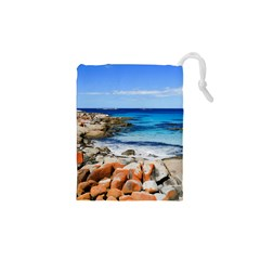Bay Of Fires Drawstring Pouches (xs)
