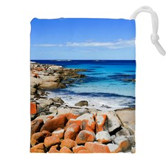 BAY OF FIRES Drawstring Pouches (XXL)