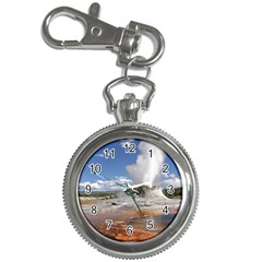 YELLOWSTONE CASTLE Key Chain Watches