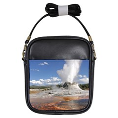 YELLOWSTONE CASTLE Girls Sling Bags
