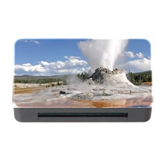 YELLOWSTONE CASTLE Memory Card Reader with CF