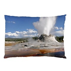 YELLOWSTONE CASTLE Pillow Cases (Two Sides)