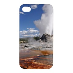 Yellowstone Castle Apple Iphone 4/4s Hardshell Case