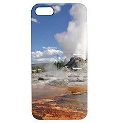 YELLOWSTONE CASTLE Apple iPhone 5 Hardshell Case with Stand